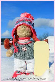 Сноубордистка Наташка, просто Зая, Рыбка и баночки :)