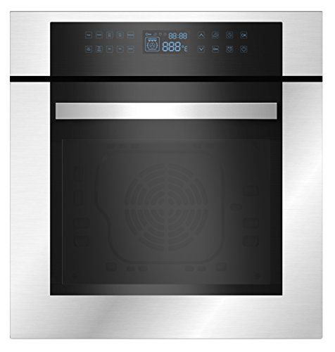 "Empava 24"" Stainless Steel LED Control Panel Electric Built-in Single Wall Oven EMPV-24WOC02 #Empava #Stainless #Steel #Control #Panel #Electric #Built #Single #Wall #Oven #EMPV"