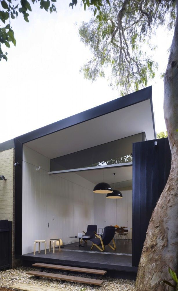 The Indoor/Outdoor Life in Sydney : Remodelista