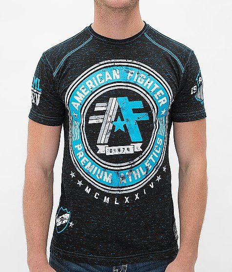 American Fighter Linfield T-Shirt - Men's Shirts/Tops   Buckle
