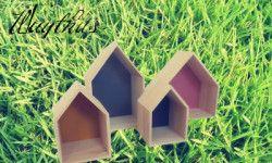 wood wall box