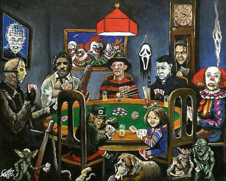 Horror Art                                                       …