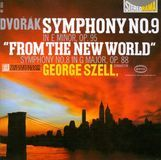 Dvorák: Symphony No. 9 'From The New World'; Symphony No. 8 in G Major [CD]