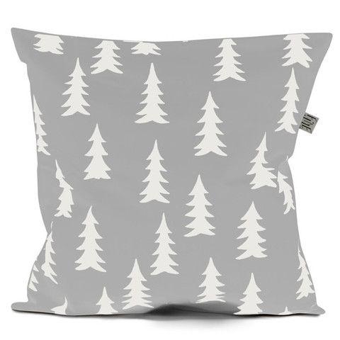 PAPER PLANE - Cushion - Grey Fir $65