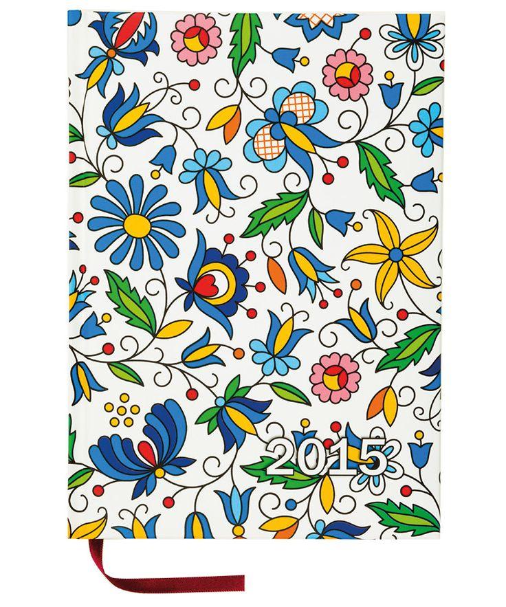 Folk kalendarz książkowy 2015 rok - kaszubskie motywy ludowe