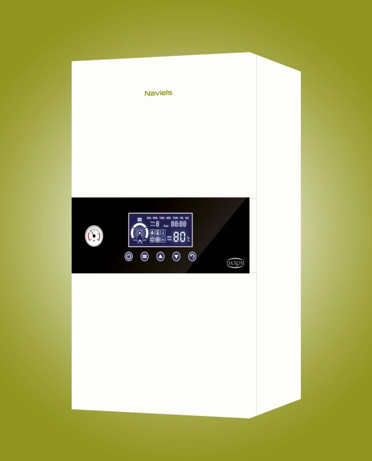 Wall hung electric boiler  10 kW - 72 kW