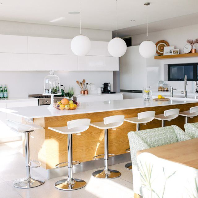 More than just a space for cooking & eating, the kitchen is where all the action takes place in a home.