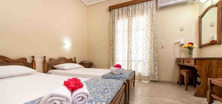 Family Inn Hotel | Argasi The Family Inn Hotel in Argasi is a warm, hospitable place run by a family that will make you feel comfortable from the first moment of your arrival.