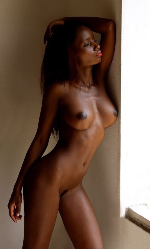 Ebony Girls Are Beautiful Beautiful Naked Black Body -2536