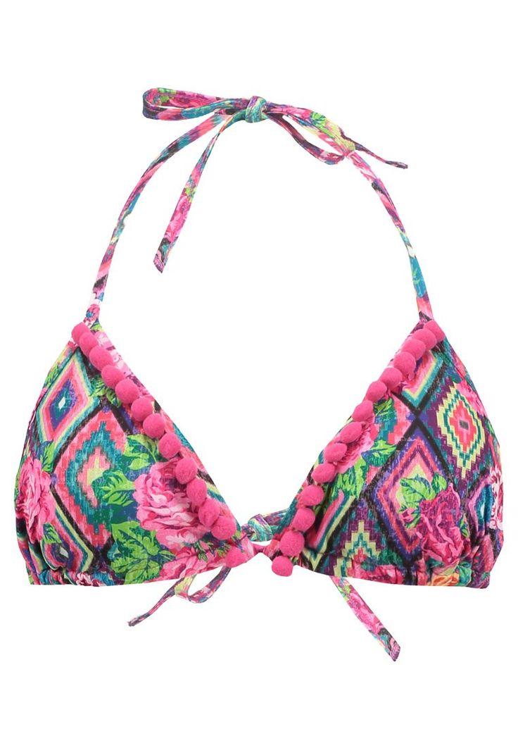 Kiwi Saint Tropez INCA Góra od bikini fushia