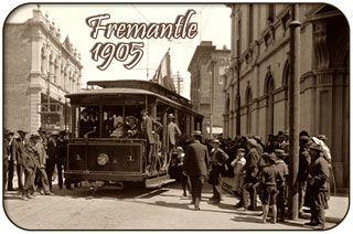 Fremantle 1905, Fremantle History