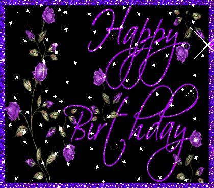 Glitter Birthday Wishes