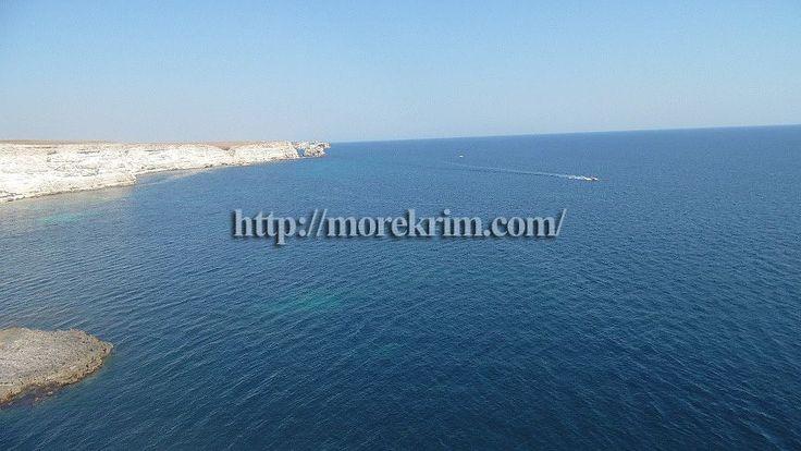 море западного побережья Крыма
