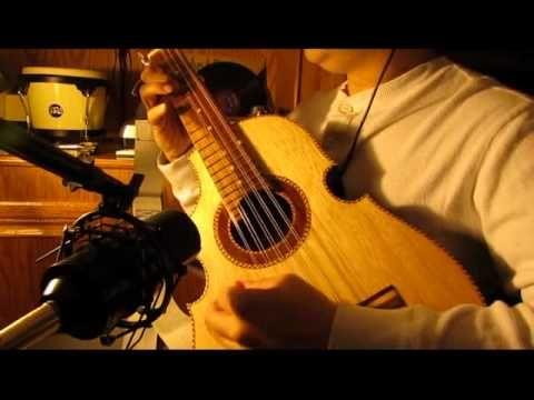 Popurri Navideño (Cuatro Puertorriqueño) - YouTube