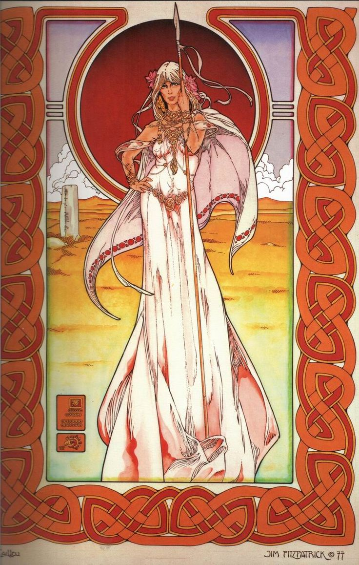 the mighty gods in the celtic mythology The 10 best celtic mythology books mac cana's celtic mythology and sjoestedt's celtic gods and heroes complement each other very nicely.