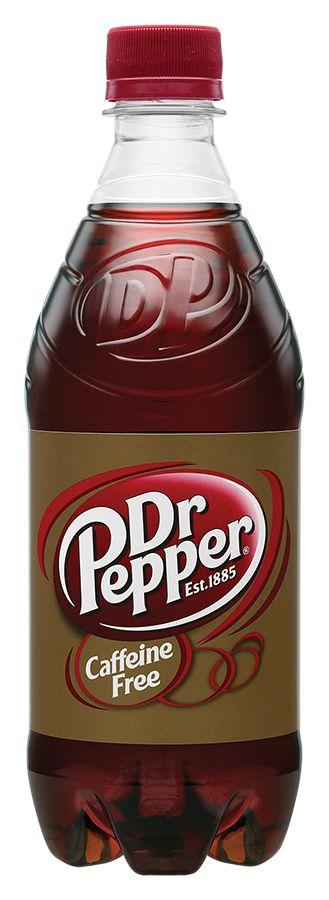 Caffeine Free Dr Pepper