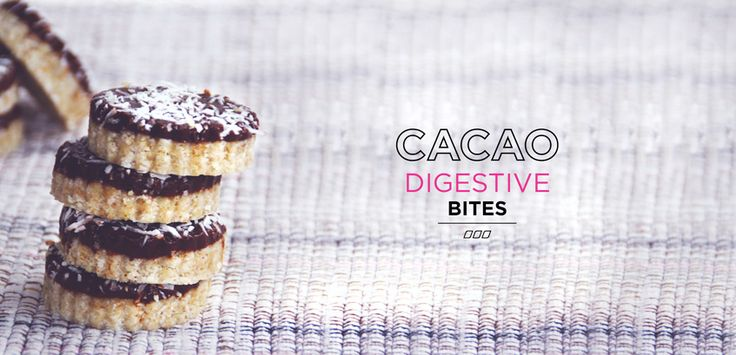 There's nothing wrong with the odd chocolate biccie every now and then, right? Depends.. If they're nourishing your bod like these cacao bites then go ahead!