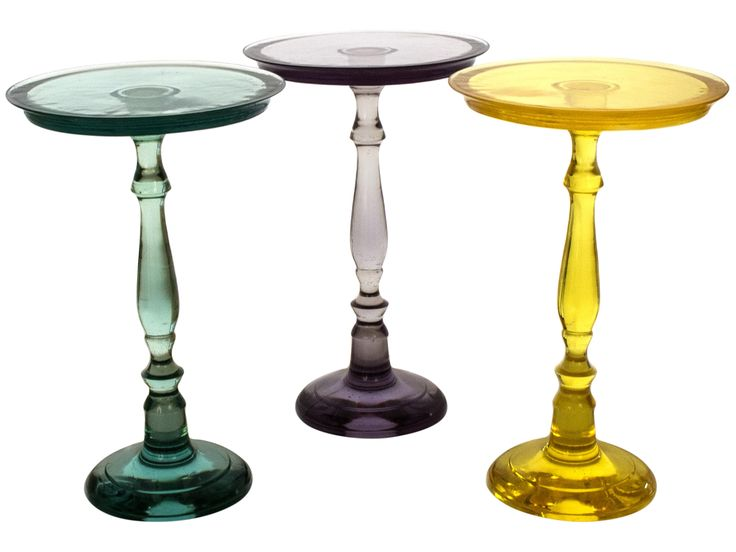 Hard Candy Side Table by Kim Markel | Living Room | AHAlife.com