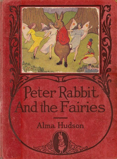 Peter Rabbit And The Fairies