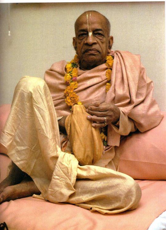 Bhaktivedanta Swami Prabhupada