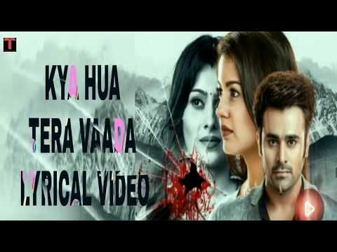 Kya Hua Tera Vaada (Lyrical Video) ! Bepanah Pyaar Serial