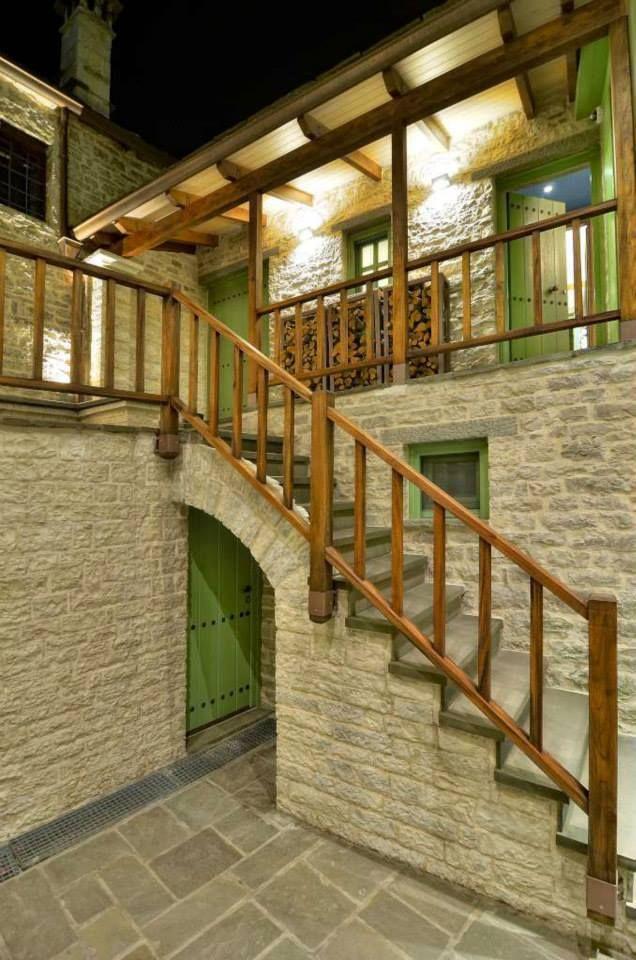 Ξενωνας Aithrio guesthouse στο Διλοφο Ζαγοριου