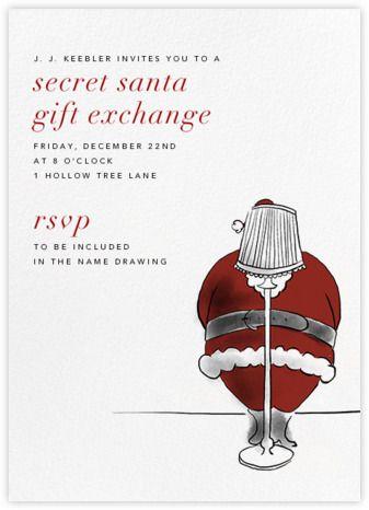 Secret Santa - Paperless Post