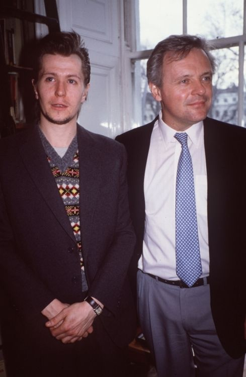 OMFG!:    Gary Oldman and Anthony Hopkins