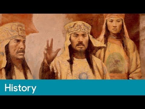 STORY OF THE WORLD page. 41 -- The Taiping Rebellion 1850-1864 | History - The Story of China - YouTube