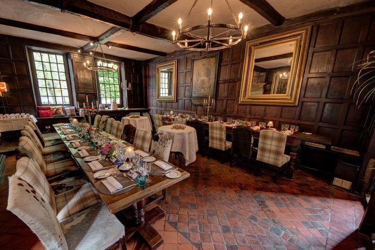Drapers Hall Hotel on St Mary's Place, Shrewsbury