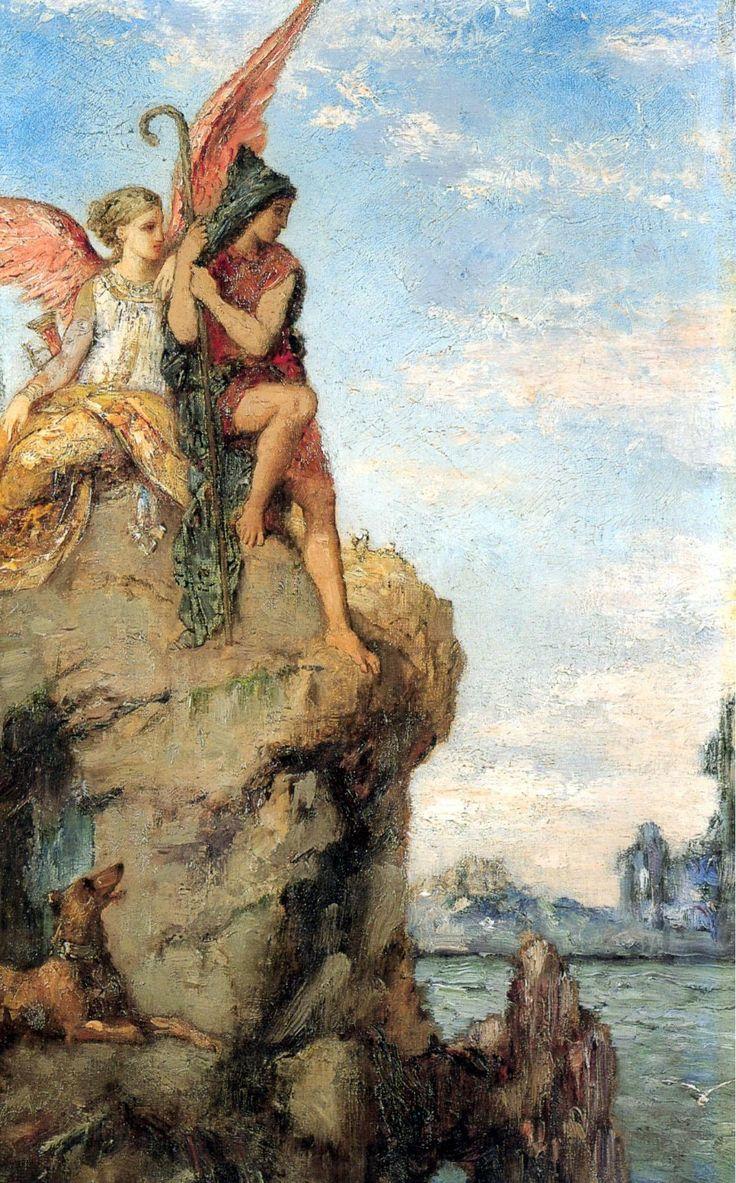 Moreau Gustave - Desdemone
