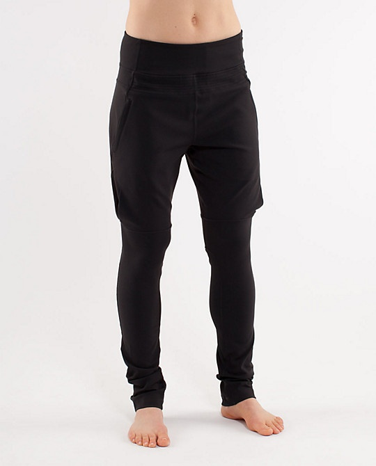 Pants by Lululemon. Had to buy two pairs.