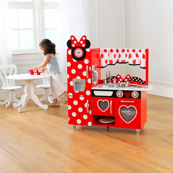 Adorably Decorated To Suit Minnie Mouse Herself, Save $50 On Disney® Jr.  Minnie