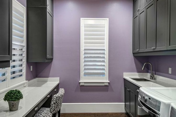 Best 25 Purple Laundry Rooms Ideas On Pinterest