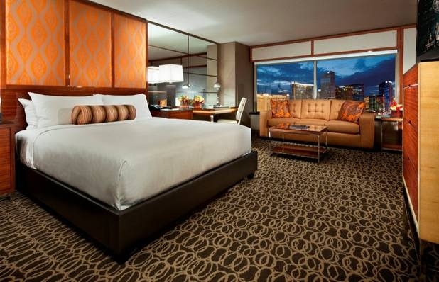 MGM Grand Las Vegas Stay Well Grand Suite