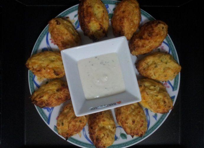Croquetas de coliflor para #Mycook http://www.mycook.es/cocina/receta/croquetas-de-coliflor