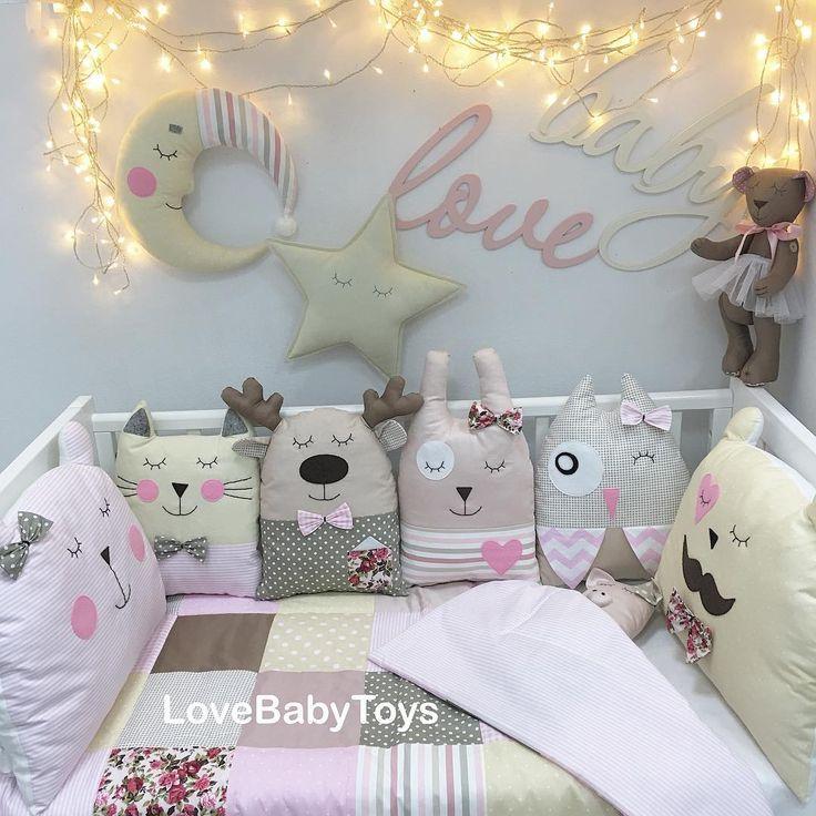 Карамельно-ванильный набор для маленькой принцессы Так и хочется прилечь в такую кроватку и смотреть самые сладкие сны