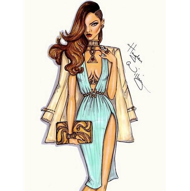 Rihanna by Hayden Williams | Fashion News | The You Way | Aftonbladet