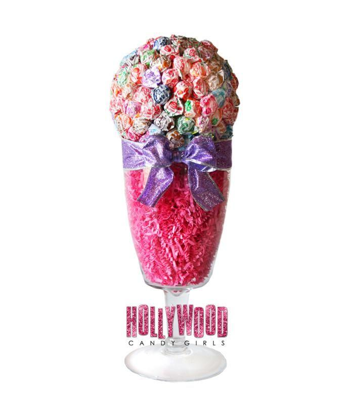 Dum Dum Lollipop SuckerArrangement