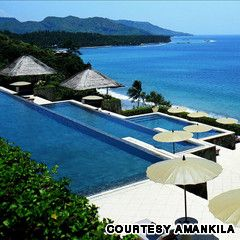 Hotels, restaurants, nightlife, shopping/attraction in Bali.