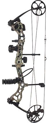 bear attitude compound bow package rth