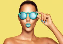 Snapchat presentó sus lentes con cámara incorporada