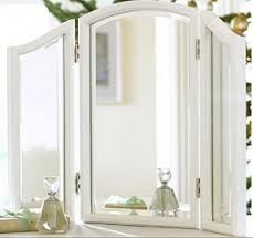 Image result for triptych folding wall mirrors
