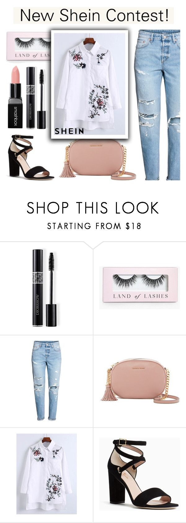 New Contest in My Group! by dora04 on Polyvore featuring Kate Spade, MICHAEL Michael Kors, Christian Dior, Boohoo and Smashbox