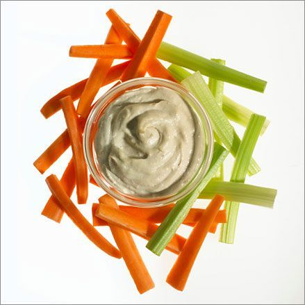 Skip the sweets during that 3pm slump in the afternoon - Healthier options include carrot or celery sticks, popcorn, pretzels, or nuts.  #FrandsendDental