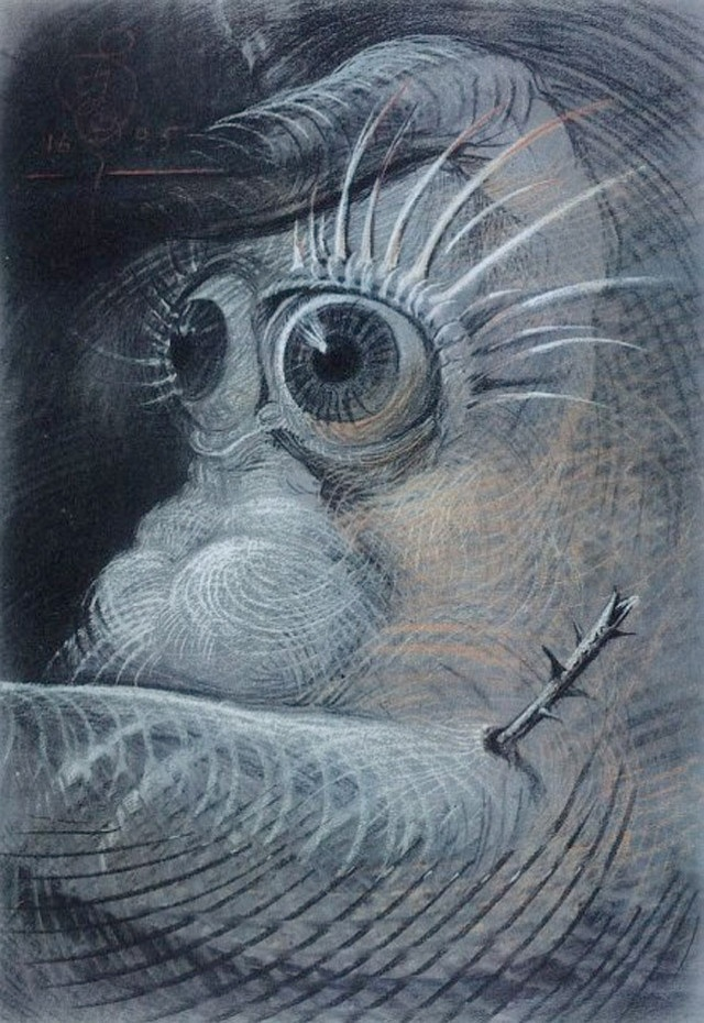 Franciszek Starowieyski.jpg 640×930 pikseli