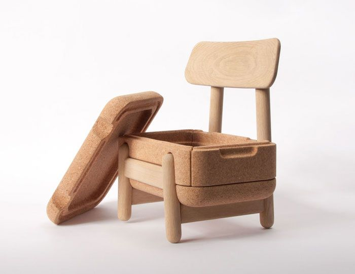 Oak Oak Children's Chair http://vurni.com/oak-oak-. Convertible ...