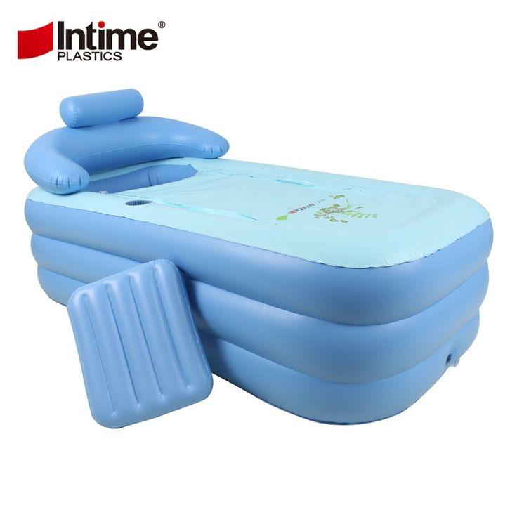 Best 25+ Inflatable BathTub images on Pinterest | Bathtubs, Soaking ...