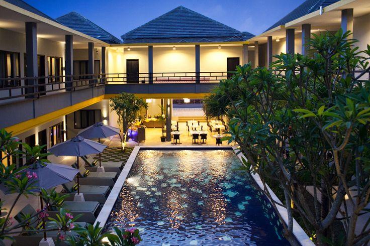 Palloma Hotel Kuta - Kuta Bali Hotel