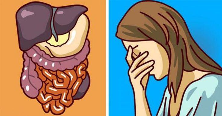 Identifica los 3 síntomas de tu estómago que indican graves enfermedades